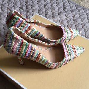 Charles by Charles David colorful shoes